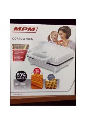 Вафельница MPM Product MGO-25