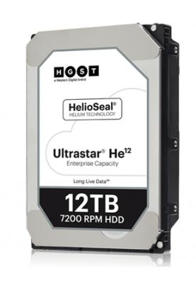 Жесткий диск HGST Ultrastar HE12 SATA 12TB 512E (HUH721212ALE600/0F30144)